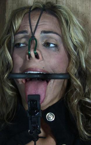 Oral Punishment.