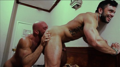 RoganRichards - Jesse Jackman & Rogan Richards - Motel Muscle