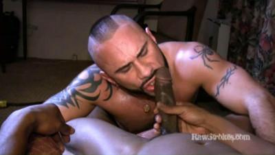 Raw black dicks for brutal sluts