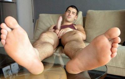 Jake Hall - Go Ahead And Lick My Feet