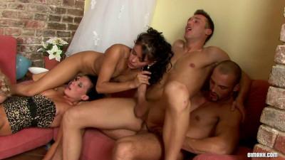 Bimaxx BiSex Party Vol. 10 - Bisexual Orgy sc.3