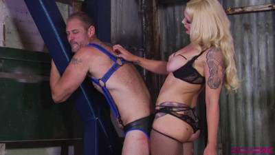 Description My Mistress - Cock hungry slave submits to his Mistress - HD 720p