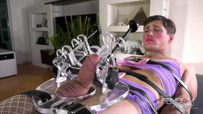 Involuntary SissyGasm - Mistress Kendra James - Full HD 1080p