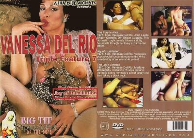 Vanessa Del Rio Triple Feature 7: Joy Of Humiliation (1977) VHSRip