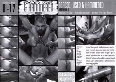 Dick Wadd – made, Used & Hammered (2006)
