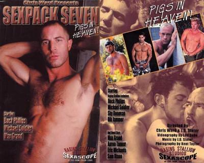 Description Raging Stallion – Sexpack Vol.7: Pigs in Heaven(2001)