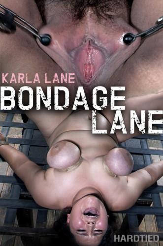 Karla Lane – Bondage Lane (2019)
