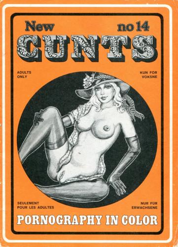 Description New Cunts vol 6,14,24