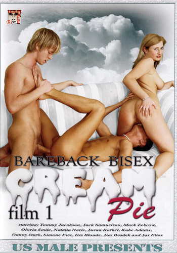 Bareback Bisex Cream Pie vol.1 (cumshot, three, online).