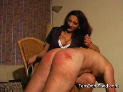 Extreme Femdom And Torment Slaves part 13