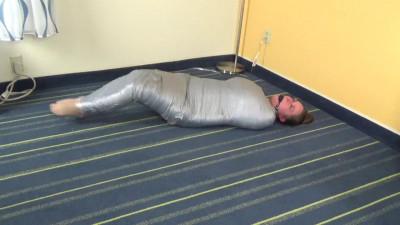 Pepper gets Mummified Pt 2