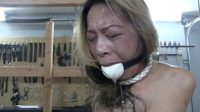 Hungry for Asiana Part 3 - Stiffling Orgasm