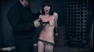 Charlotte Sartre Suffer in Rhythm – Extreme, Bondage, Caning