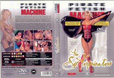 Private Pirate Fetish Machine 4: Sex Terminators