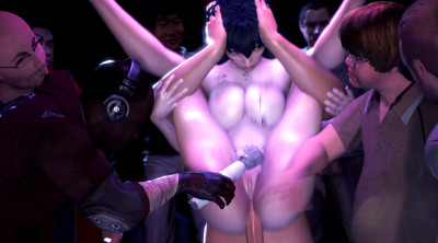 Animation Orgy With Big Tits Babe