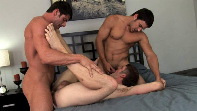 Randy Blue - Chris Rockway, Colby Keller & Jeremy Walker