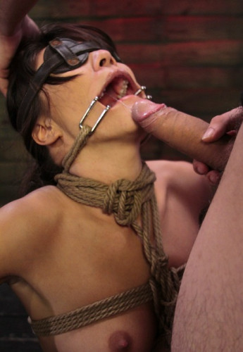 My first slave training session with my new Master