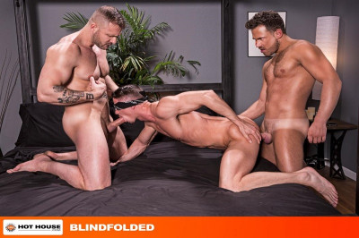 Description hh - Austin Wolf, Logan Moore & Skyy Knox (Blindfolded)