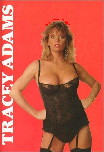 Description Tracey Adams