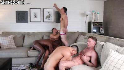 Gh – Hot Gay Orgy