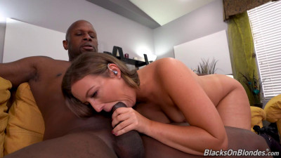 Febby Twigs – And Big Black Cock