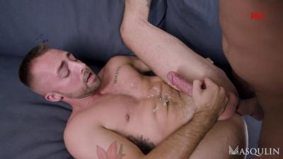 Ryan Bones and Max