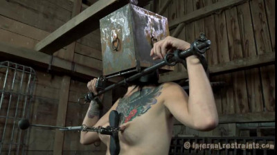 Boxed and Stocked Part 2-bdsm restraints
