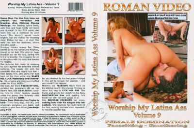 Description Worship My Latina Ass Vol.9