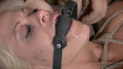 RTB - Milf Holly strictly restrained and Anally fucked by Bbc