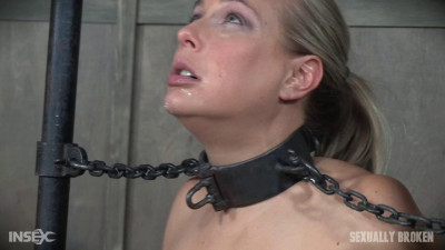 Throat Fucked While Violently Cumming Over And Over – Angel Allwood
