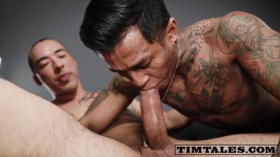 Tian Tao fucks Fabio Toba