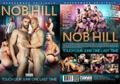 Naked Sword – Nob Hill HD (2018)