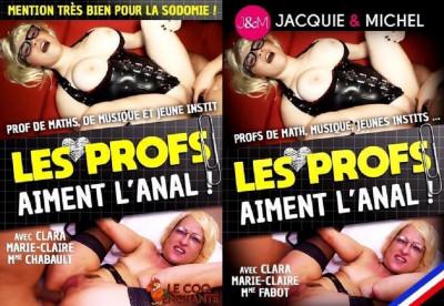 Description Les Profs Aiment LAnal!