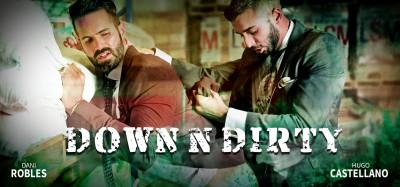 Description Men At Play - Down N Dirty - Dani Robles & Hugo Castellano