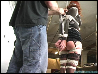 Ashley Graham's Test, 400 feet of rope and 3 gags - Part 2