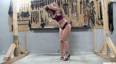 Asianastarr - Heels Made for Bondage Parts 1-3 1080p (little, tied, video, high)
