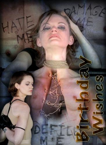 Hazel Hypnotic Birthday Wishes – Hate Me