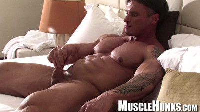 MuscleHunks  Dragos Milovich The Muscle Boss In Private