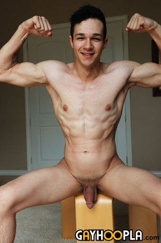 Big Dick Newcomer Jayden Marcos Jerks Off (2019)