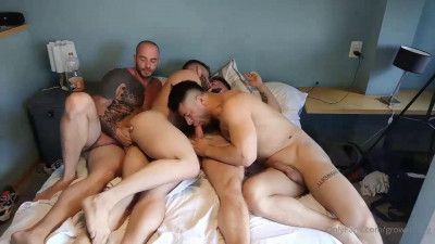 Only Fans — GrowXtrong foursome