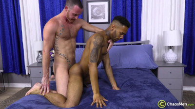 Aidan Anthony and Pharaoh Beckham Raw