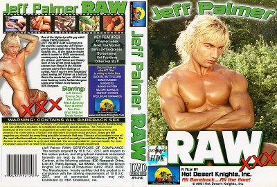 Hot Desert Knights Jeff Palmer. Raw