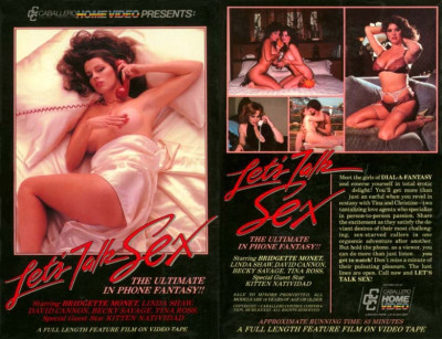 Description Let's Talk Sex (1982)