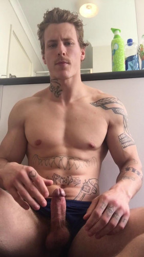 TheHoneyBadgerx Alec Nysten OnlyFans Collection part 2