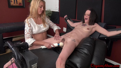 Orgasm Abuse – Scream And Squirt
