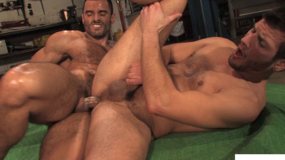 Description Alexsander Freitas, Derrek Diamond