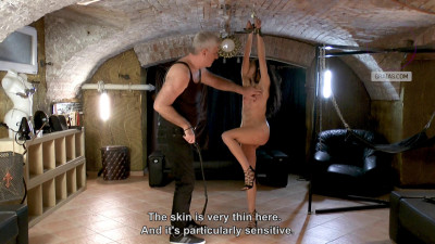 Petite Slave Gigi Enjoys Return Humiliation