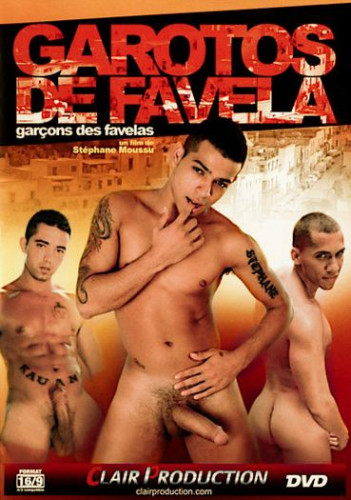 Description Garotos De Favela (Bareback Boys Of Favela) - Oliver, Victor Santos, Christiano