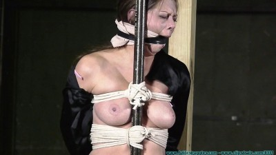 The Vigilante Captures and Strictly Binds Riley Rose 1 part — BDSM,Humiliation,Torture HD 720p