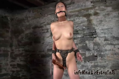 Guest from Asia in the torture!